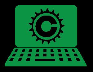 Computis Logo Web Design