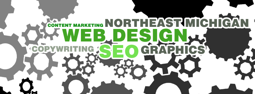 Northeast Michigan Web Design SEO Graphics Marketing